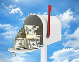 Mailbox Money — LynnHuber.com